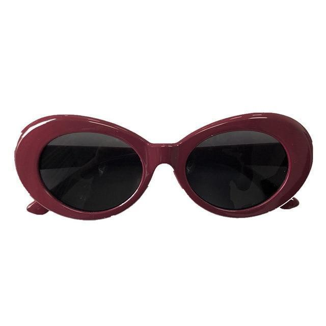 Skeyeware Shades Unisex Purple Clout Goggs
