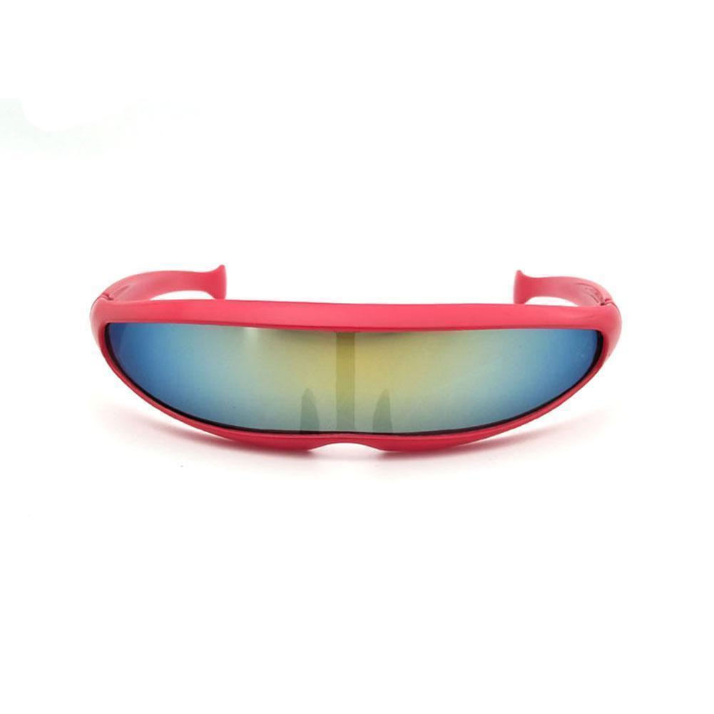 Fast Shades - Red F Colored Lens - New Arrivals