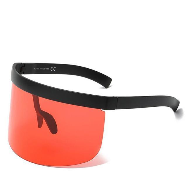 Skeyeware Shades Unisex Red Speed Shades