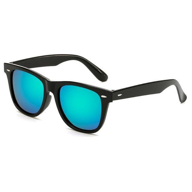 Skeyeware Shades Unisex Teal Basic B**** Shades