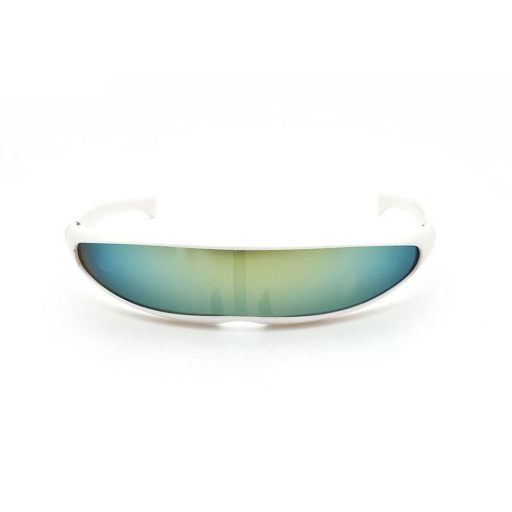 Fast Shades - White F Colored Lens - New Arrivals