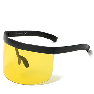 Skeyeware Shades Unisex Yellow Speed Shades