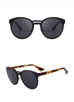 Butterfly Womens Sunglasses - Leopard - Women