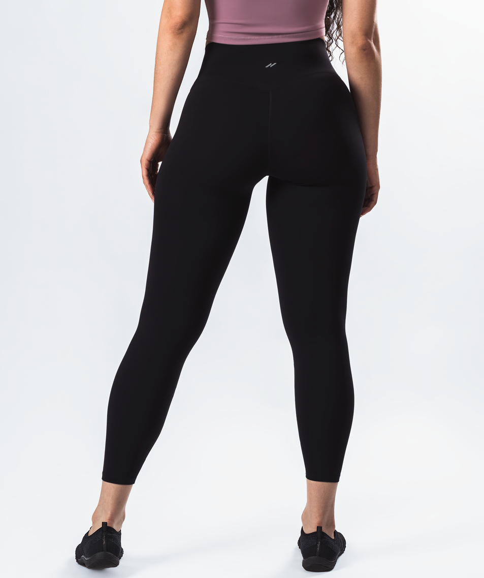 Allure Leggings - Onyx Black