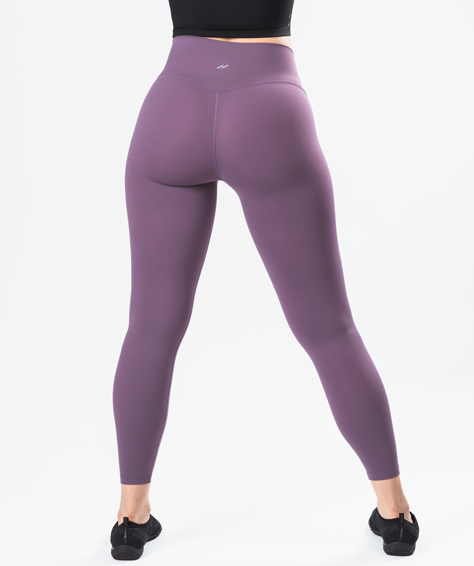 Allure Leggings - Lavender Plump