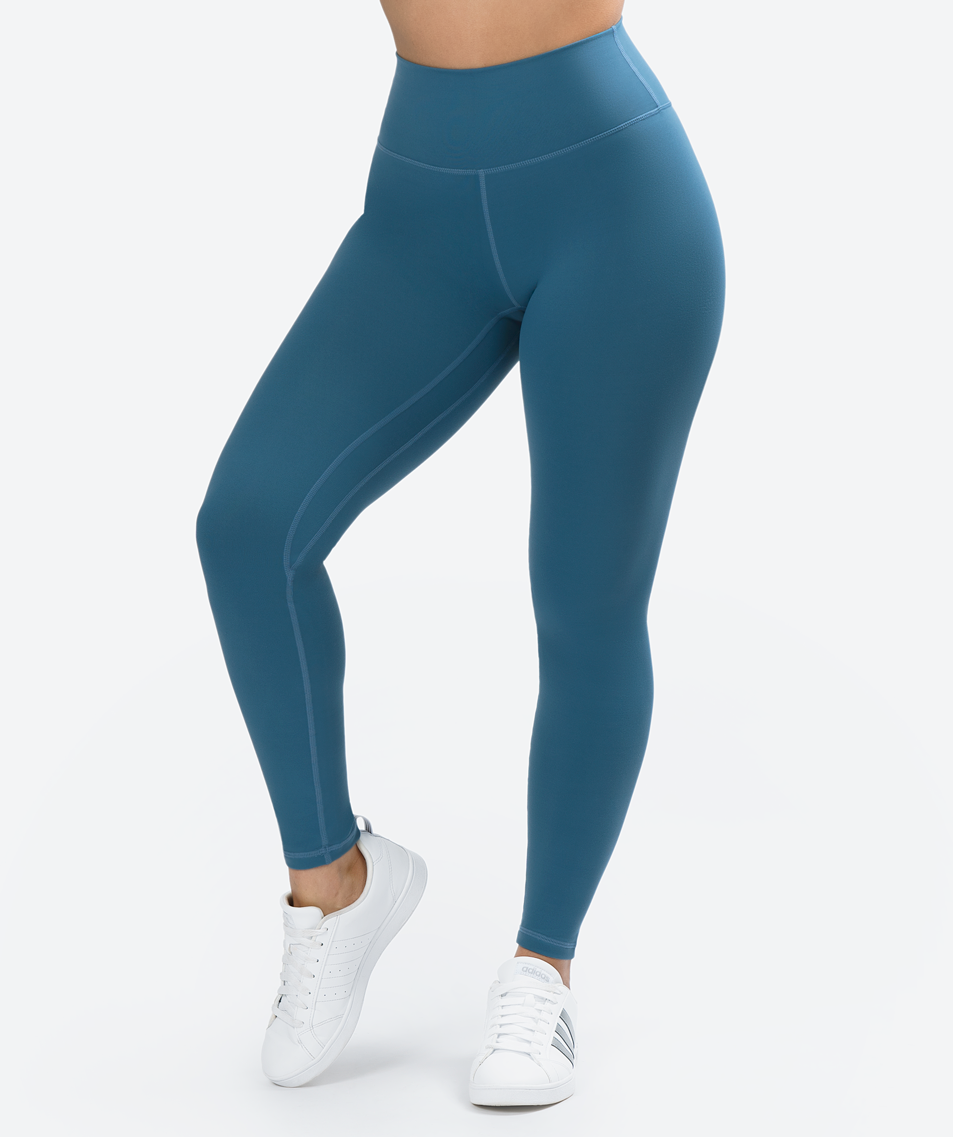 Enzo Classic Leggings - Cosmic Blue