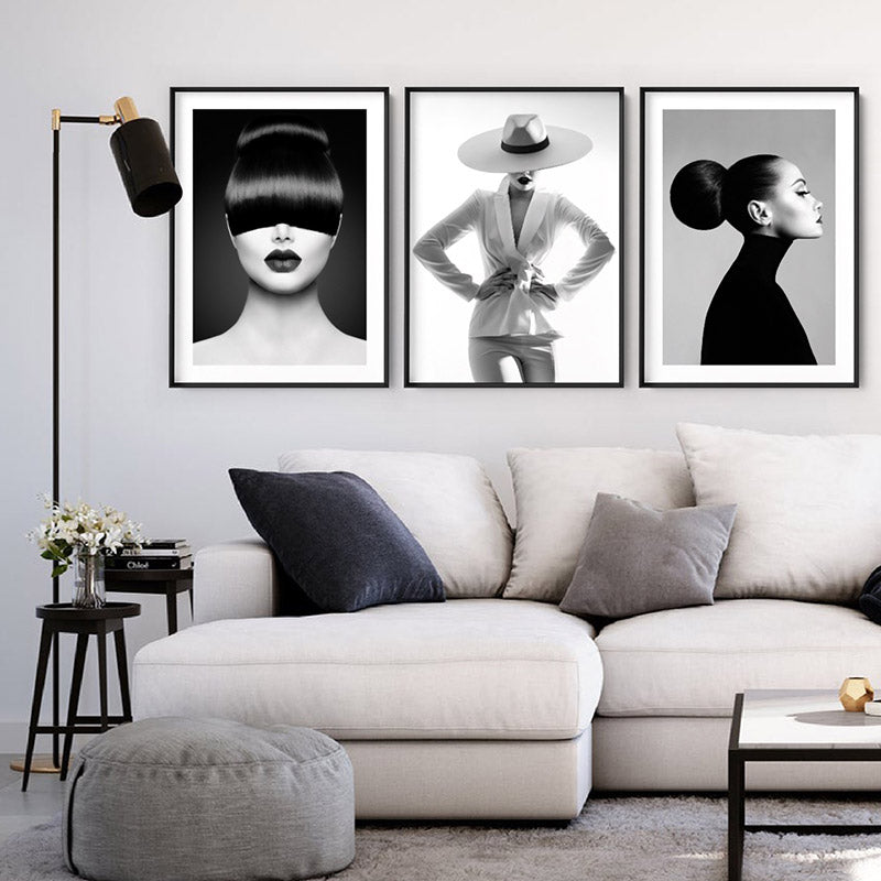 SHOP Fashion Wall Art Prints & Posters - by Print and Proper