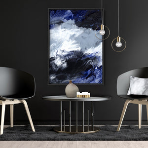 Load image into Gallery viewer, Abstract Fluid Falls - Art Print