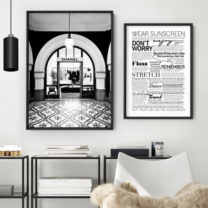Load image into Gallery viewer, Designer Store Front Arch - Art Print