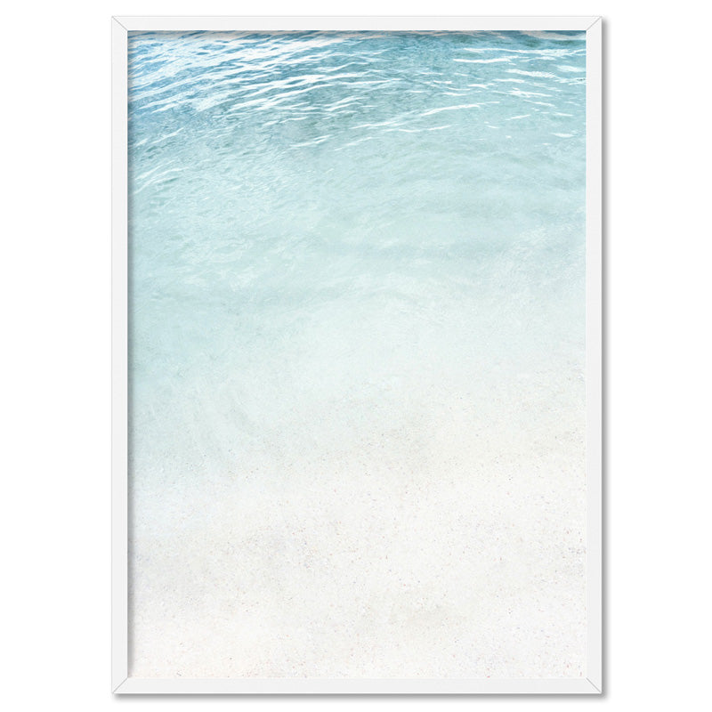 Still III | On the Shore - Art Print, Stretched Canvas, or Framed Canvas Wall Art
