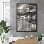 Freshwater Coastal Rock Face I - Art Print, Stretched Canvas, or Framed Canvas Wall Art