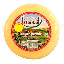 Kashkaval Cheese - 400g