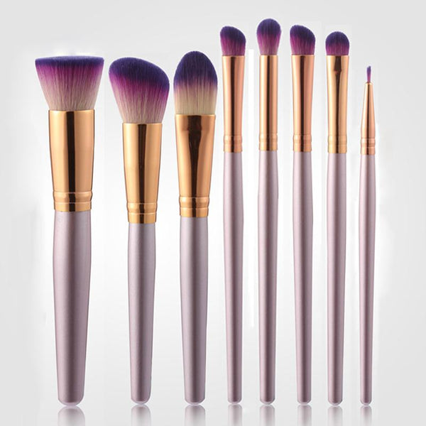 9-Piece Professional Make-Up Brush Set