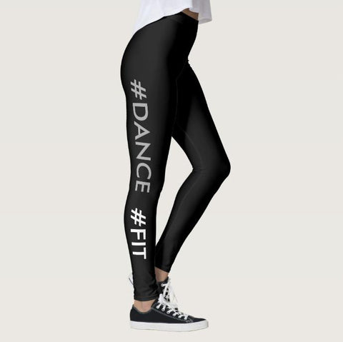 CONTROL #DANCE #FIT beiderbecker designed leggings