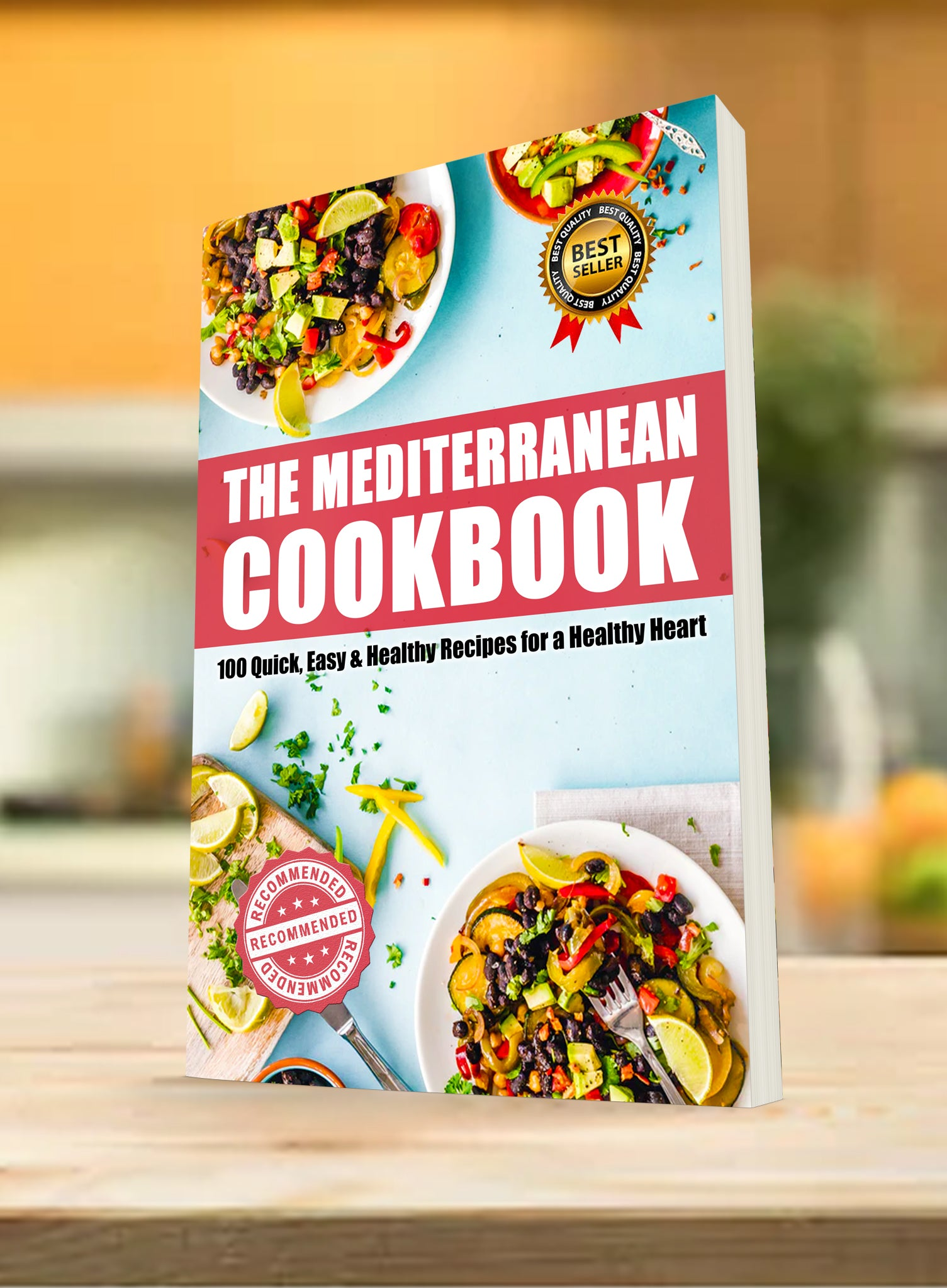 The Mediterranean Cookbook