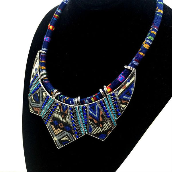 Boho Tribal Choker Collection