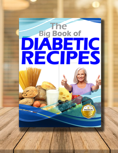 The BIG eBOOK of DIABETIC RECIPES