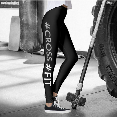 CONTROL #CROSS #FIT beiderbecker designed leggings