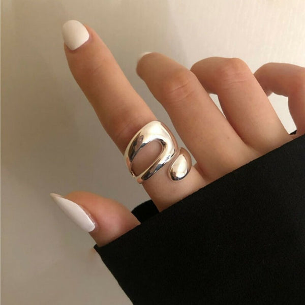 Vintage personality Silver Ring