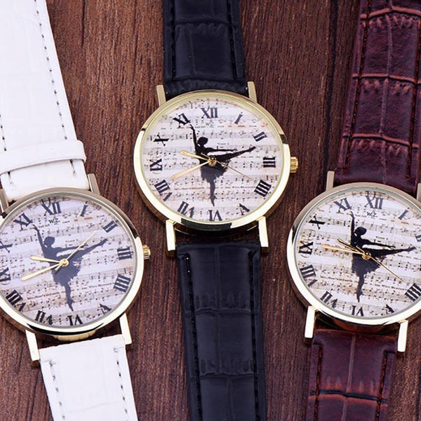 The Ballet Watch - Unique Timepiece