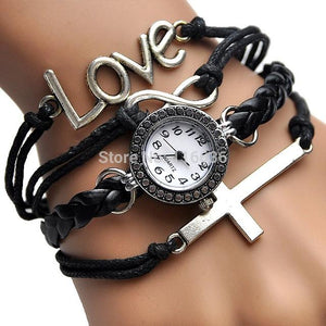 Angel Wings MUSIC Bracelet Watch