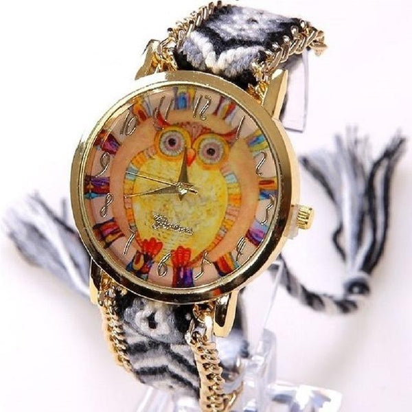 Rainbow Owl Watch