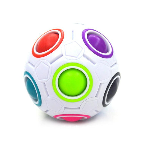 Fidget Rainbow Ball