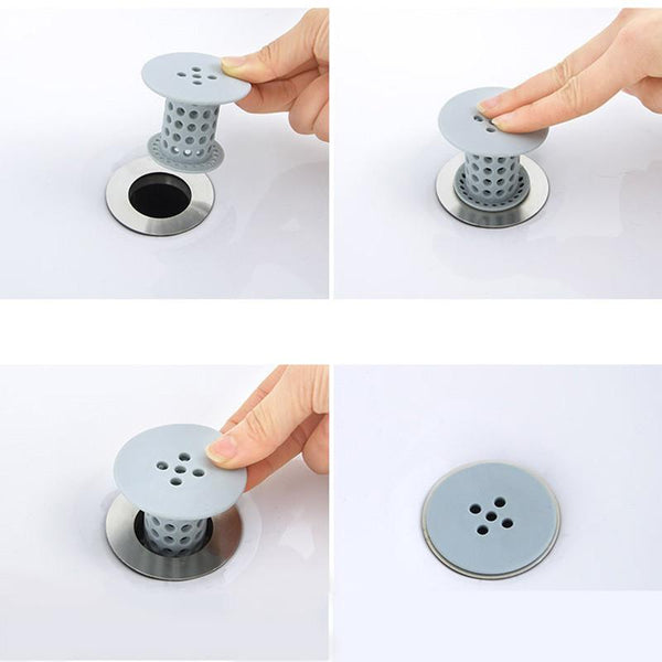 Tub Drain Protector Hair Catcher