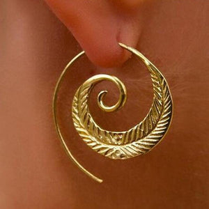 Leaf of Life Earring