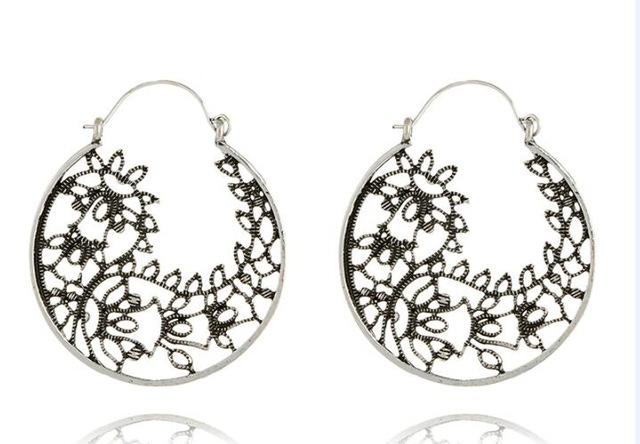 Hidden Bohemian Garden Earrings