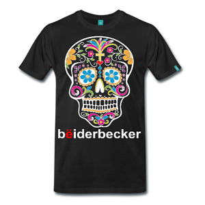 Beiderbecker Skull Life T Shirt