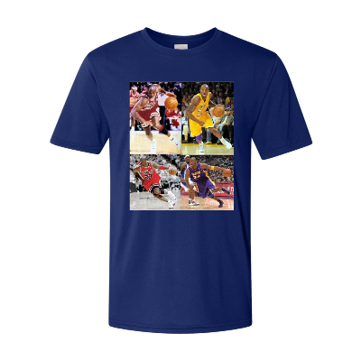 CUSTOMIZED IMAGE SHIRT REGULAR / DRI-FIT
