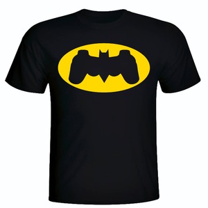 BATMAN CONTROLLER SHORT SLEEVE TEE