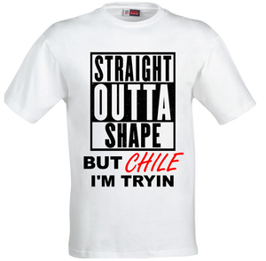 STRAIGHT OUTTA SHAPE