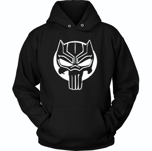 BLACK PANTHER/THE PUNISHER HOODIE