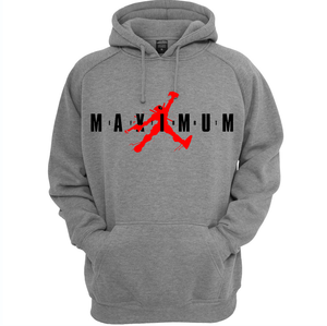 DEADPOOL JORDAN JUMPMAN MAXIMUM EFFORT HOODIE