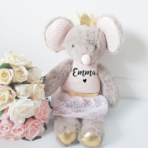 Luxury Classic Mouse Soft Toy