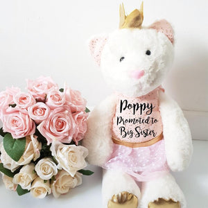 Luxury Classic Siblings Cat Soft Toy