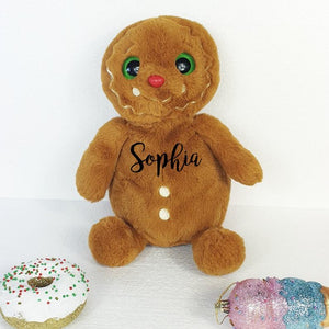 The Christmas Collection Gingerbread Soft Toy