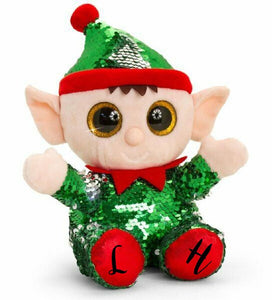 The Christmas Collection Elf Soft Toy