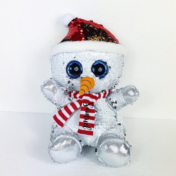 The Christmas Collection Snowman Soft Toy