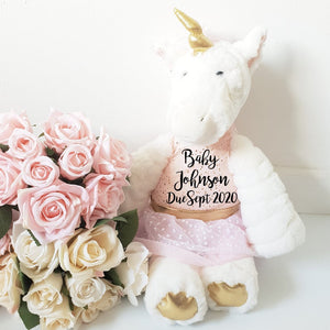 Luxury Classic New Baby Unicorn Soft Toy