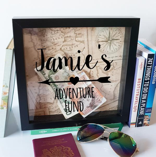 Jamie's Adventure Fund Money Box