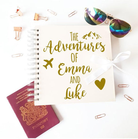 The Adventures Ivory Scrapbook