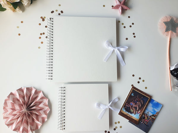 A Trip To Ivory Scrapbook