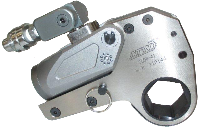 ATW Series Low Profile Hex Hydraulic Torque Wrenches