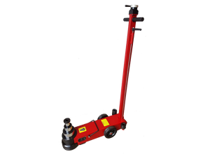 HJ 10/25/50 Ton Air Operated Hydraulic Jack
