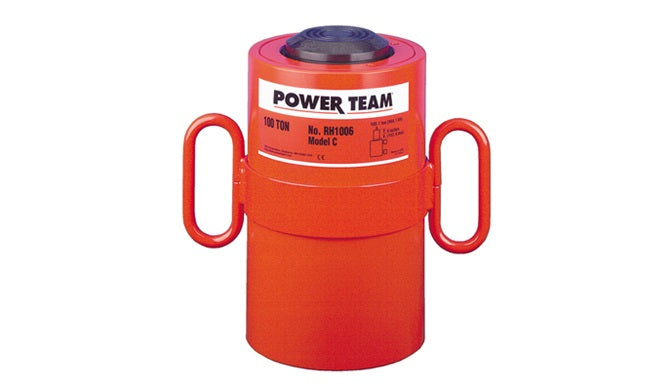 Power Team Double Acting Hollow Piston Cylinders