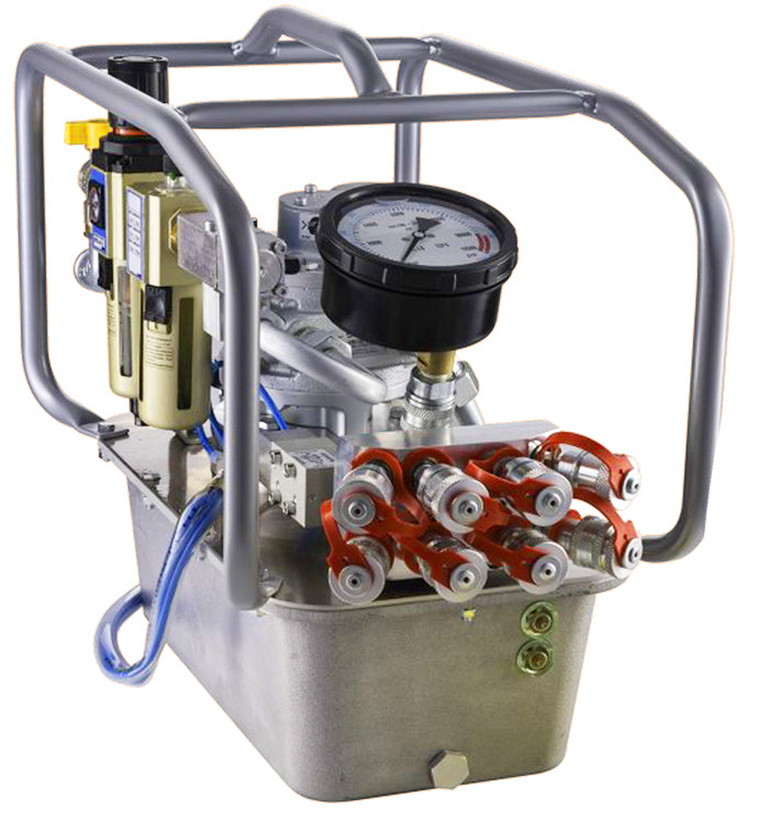 Air Operated Torque Pumps