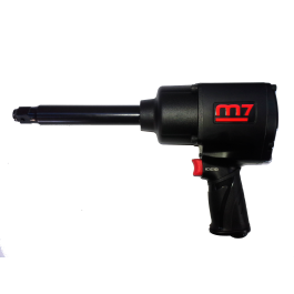 "Air Impact Wrench M7 NC-6227 With 6"" Anvil, 3/4"
